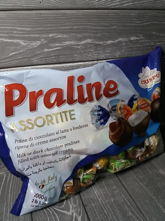 Шоколадные конфеты Chocotalia Praline Assortiti 1000г (Италия)