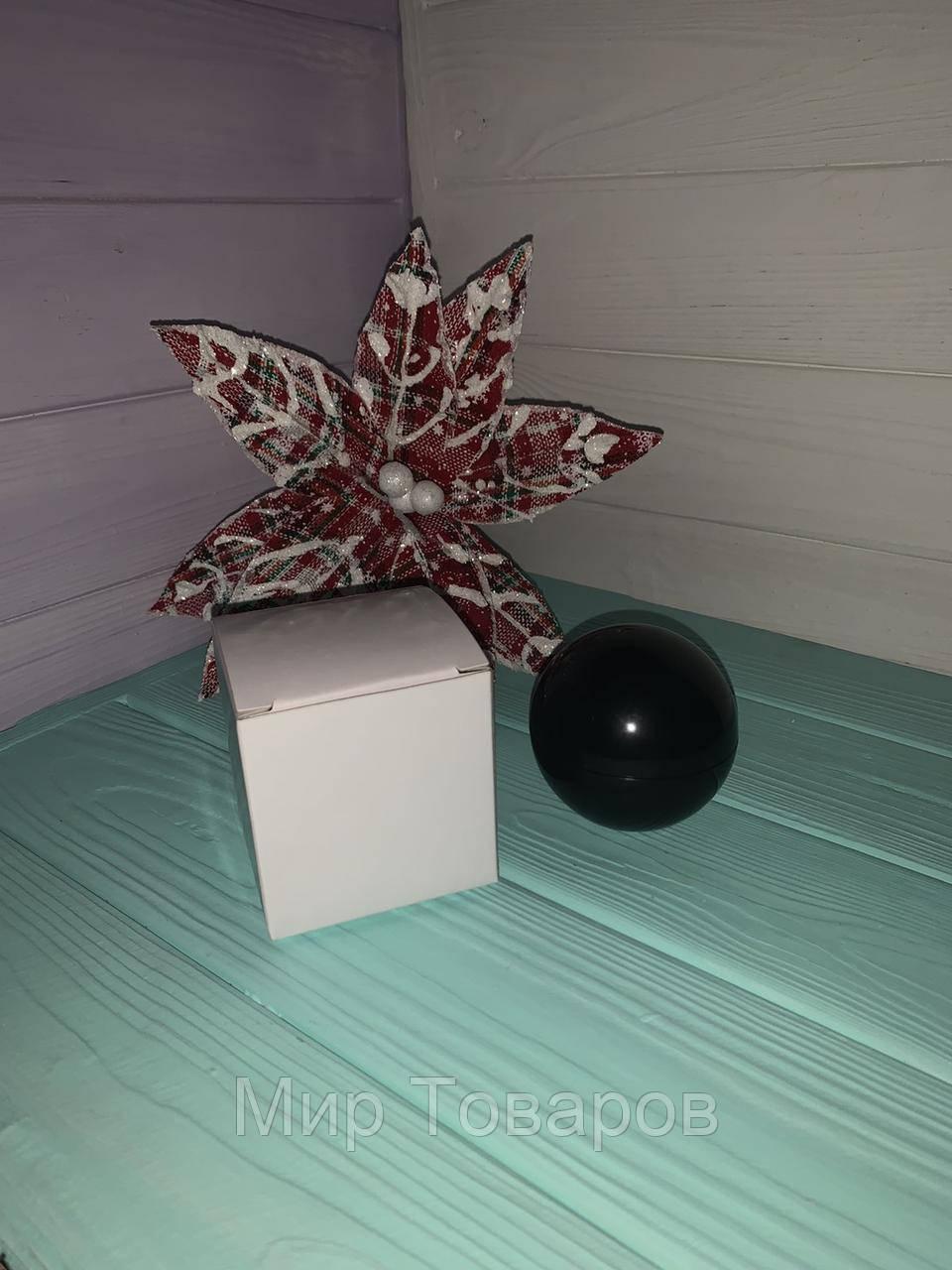 Магический шар для предсказаний (7см) черный