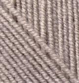Турецкая пряжа Alize Superlana Midi для ручного вязания полушерсть норка №541