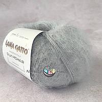 Lana Gatto SILK MOHAIR № 6033 платиновый