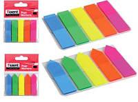Клейкие закладки. Стикеры 2440-01 неон Axent
