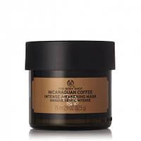 Освежающая маска для тусклой кожи «Никарагуанский кофе» The Body Shop Nicaraguan Coffee Intense Awakeni, 75 ml