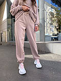 Женский спортивный костюм Dizzy кремового цвета, фото 2