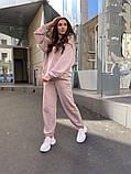 Женский спортивный костюм Dizzy кремового цвета, фото 6