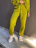 Женский костюм реглан Dizzy зеленого цвета демисезонн, фото 4