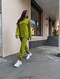 Женский костюм реглан Dizzy зеленого цвета демисезонн, фото 6