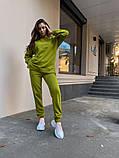 Женский костюм реглан Dizzy зеленого цвета демисезонн, фото 7