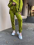 Женский костюм реглан Dizzy зеленого цвета демисезонн, фото 8