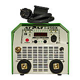Сварочный инвертор АТОМ I-250X с комплектом сварочных кабелей КГ-25 (вариант X), фото 2