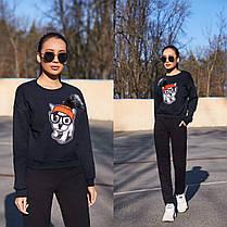 """Костюм женский на флисе,""""Собачка"""" размеры от 42 до 52 Турция, фото 3"""