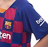 Форма футбольная детская BARSELONA MESSI домашняя 2020 co1283 р.22, фото 3