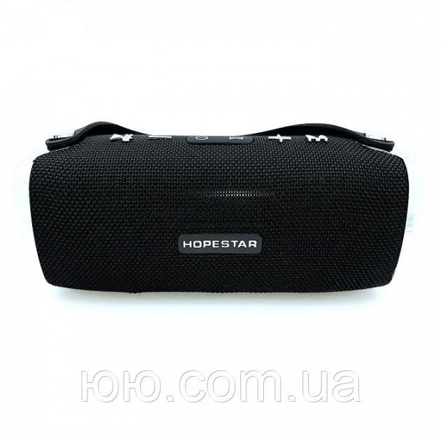 Портативная акустическая Колонка HOPESTAR H24 черный