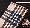 """Samsung T550 555 TAB A 9.7 оригинальный чехол подставка для планшета c принтом рисунком """"BURBARY ORIGINAL pic"""", фото 7"""