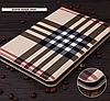 """Samsung T550 555 TAB A 9.7 оригинальный чехол подставка для планшета c принтом рисунком """"BURBARY ORIGINAL pic"""", фото 8"""