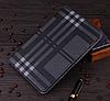 """Samsung T550 555 TAB A 9.7 оригинальный чехол подставка для планшета c принтом рисунком """"BURBARY ORIGINAL pic"""", фото 4"""