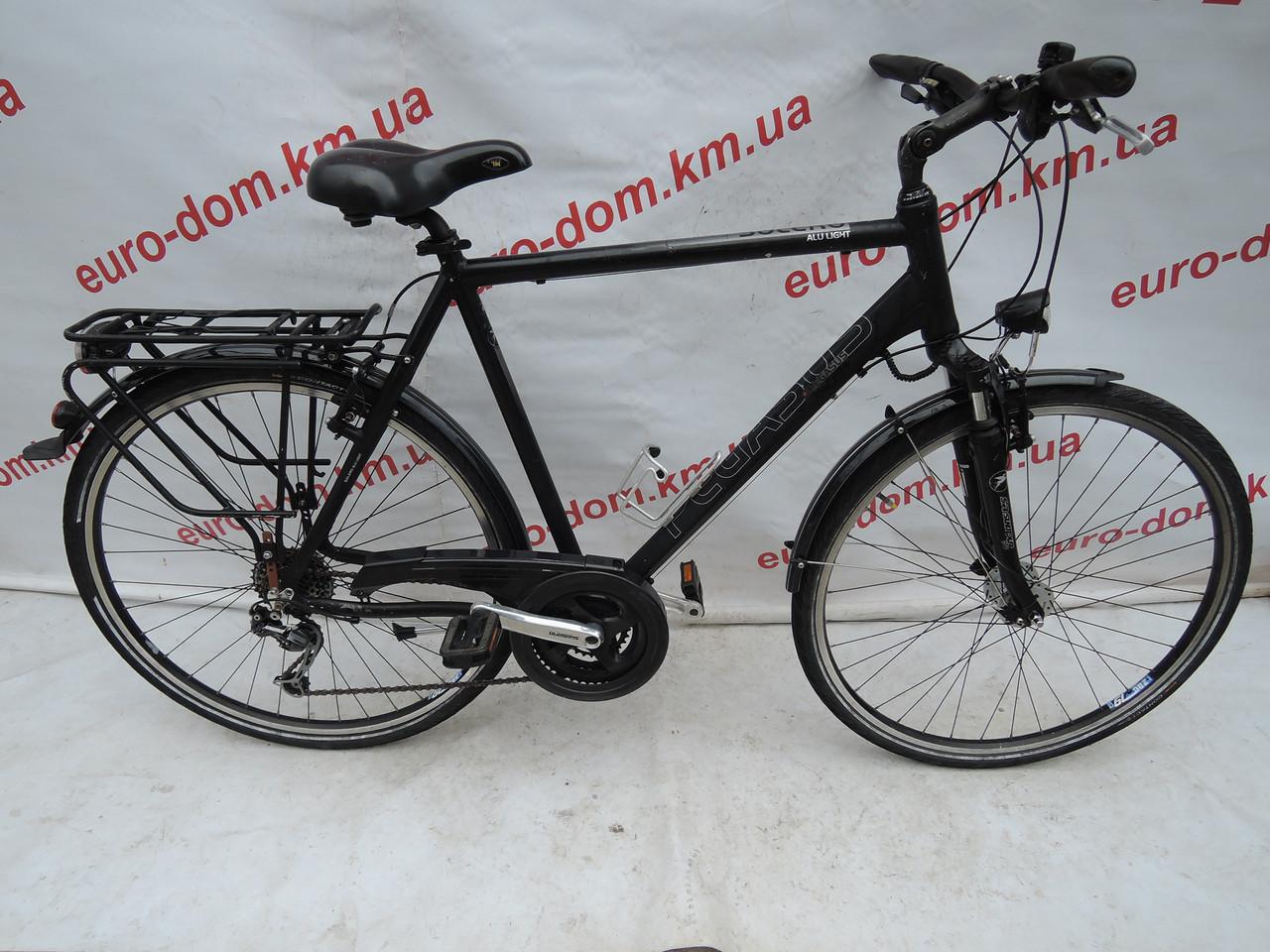 Городской велосипед Pegasus Solero Alu light 28 колеса 24 скорости