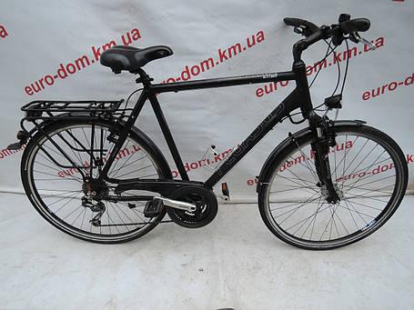 Городской велосипед Pegasus Solero Alu light 28 колеса 24 скорости, фото 2