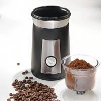 Кофемолка Tiross TS-535, измельчитель кофейных зерен (150 Вт)   кавомолка, змелювач кави (Гарантия 12 мес)