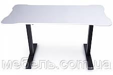 Компьютерный стол с подъемным механизмом Barsky BSU_el-03, регулируемый, фото 3