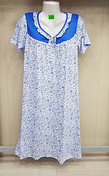 Ночные сорочки женские трикотажные 100%хлопок Фазо-р