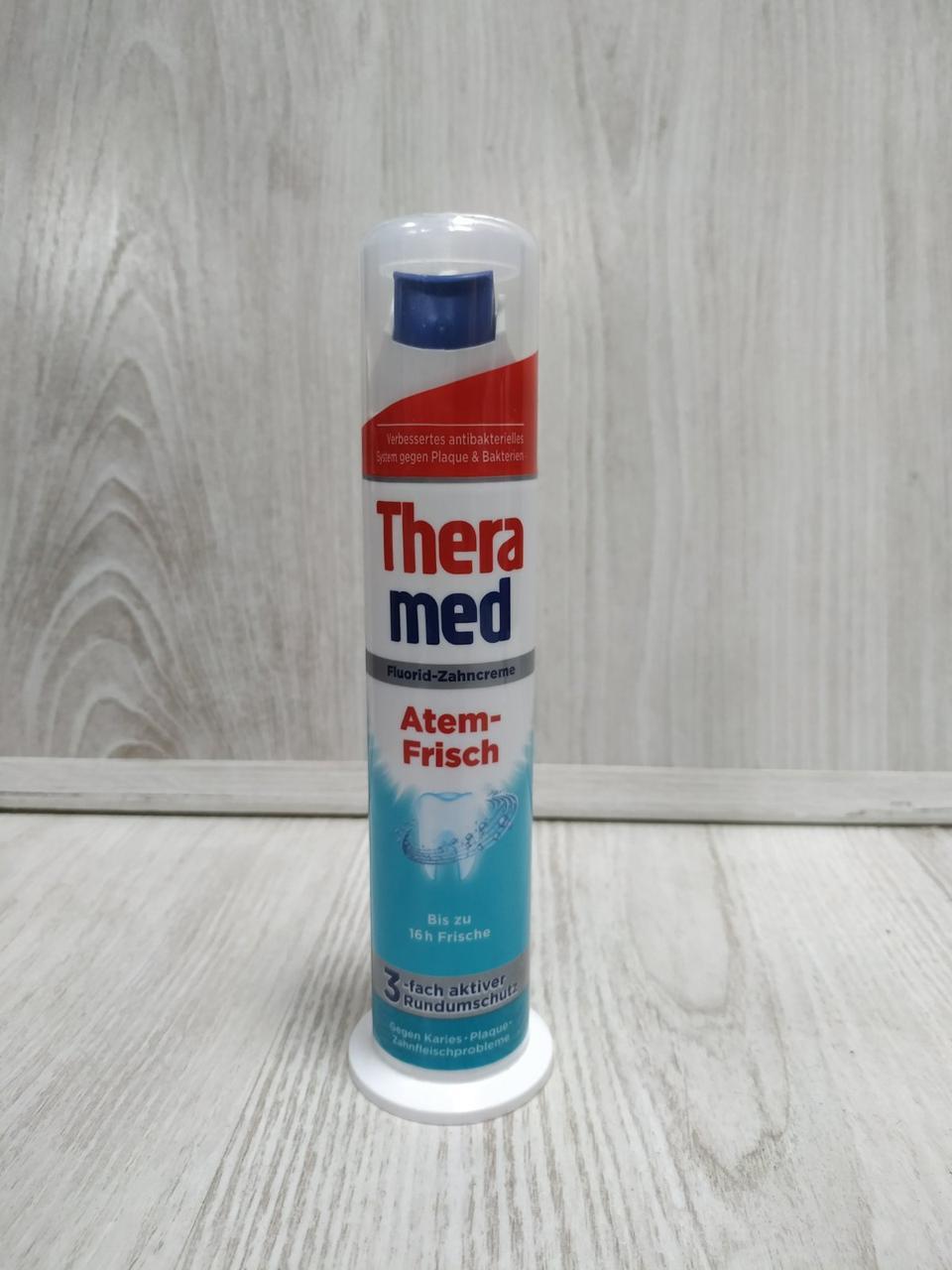Theramed зубная паста (колба) 100 ml   Atem-Frisch