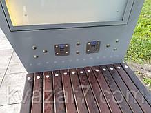 Солнечная лавочка CitySolar Music Bench, фото 3