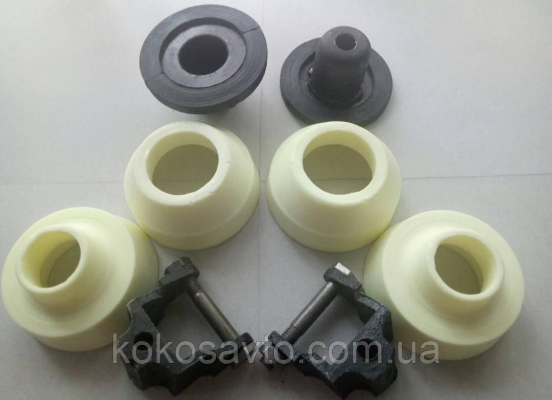 Проставки Фольксваген Гольф 4 для увеличения клиренса полиуретановые