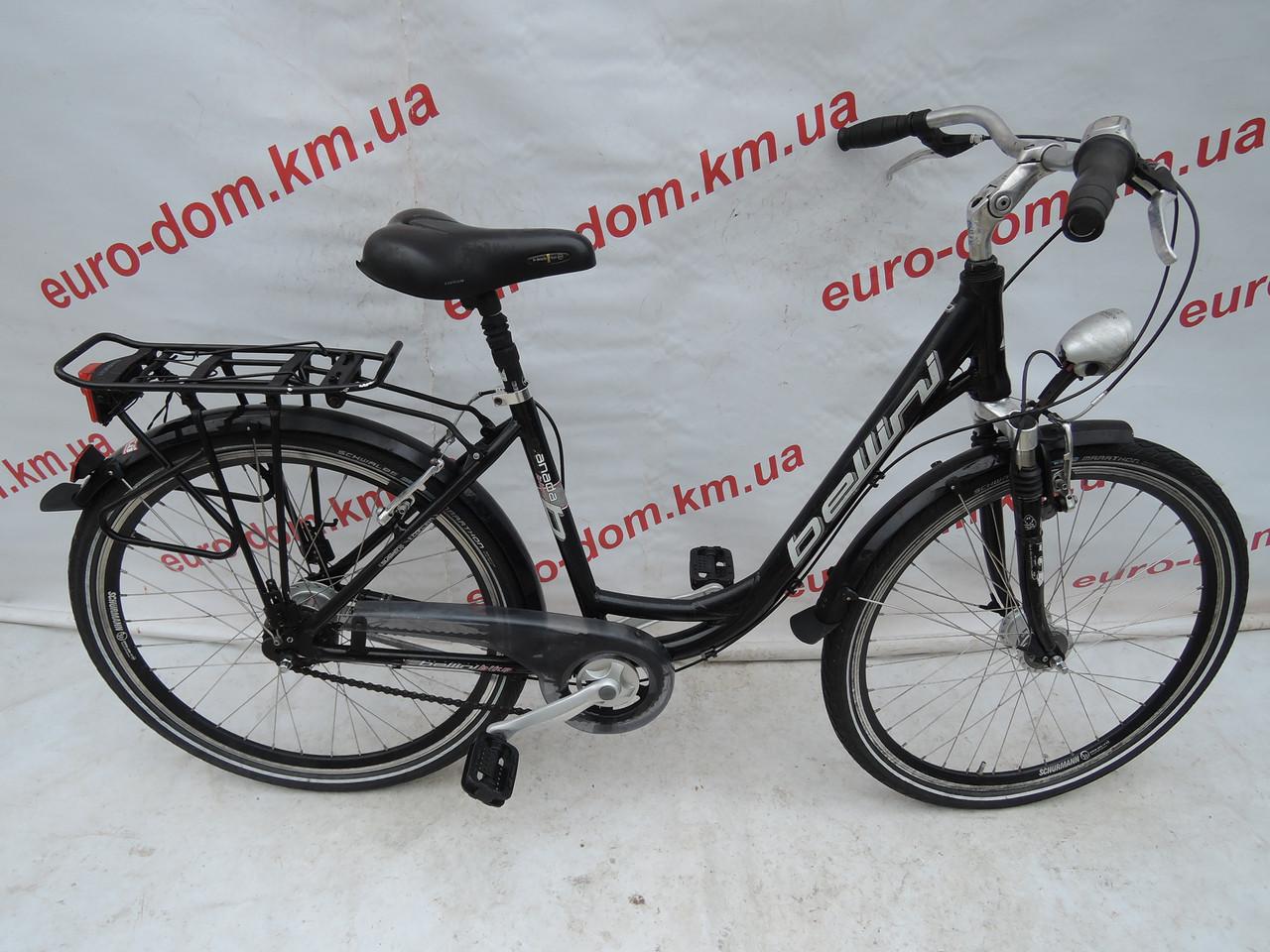 Городской велосипед Bellini 26 колеса 8 скоростей на планитарке