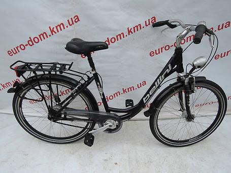 Городской велосипед Bellini 26 колеса 8 скоростей на планитарке, фото 2
