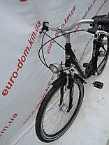 Городской велосипед Bellini 26 колеса 8 скоростей на планитарке, фото 3