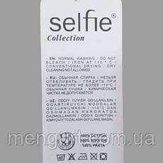 Ночнушка жіноча в Україні 100%бавовна Selfie, фото 3