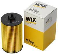Фильтр масляный WIX WL7422 OPEL Опель FIAT Фиат Chevrolet Шевроле SAAB Сааб Vauxhall Воксхол WIX