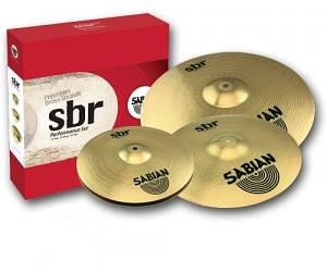 Комплект тарелок Sabian SBR5003 Perfomance Set