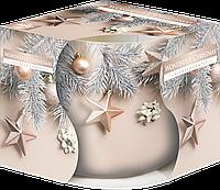 Ароматическая свеча BISPOL Волшебное Рождество