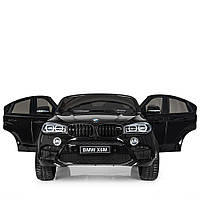 Детский электромобиль BMW JJ2168EBLR Bambi,двухместный+радиоуправление