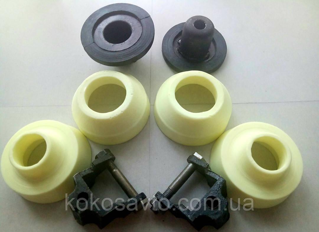 Проставки Skoda Fabia для увеличения клиренса полиуретановые