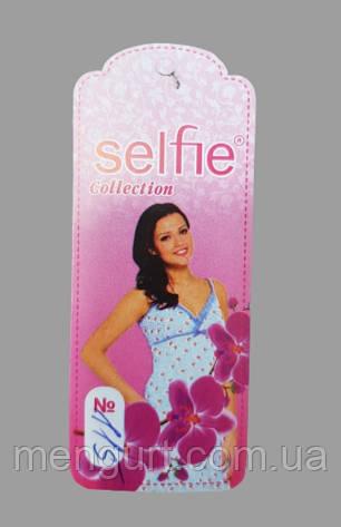 Ночная сорочка  хлопок Selfie, фото 2