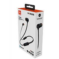 ✅ Беспроводные спортивные Bluetooth наушники JBL T110BT | бездротові спортивні навушники (Гарантия 12 мес)