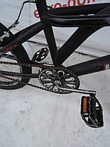 BMX велосипед Black Bike 20 колеса., фото 2