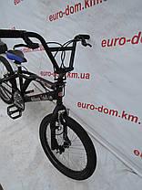 BMX велосипед Black Bike 20 колеса., фото 3