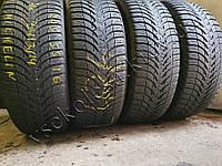 Зимние шины бу 205/55 R16  Michelin