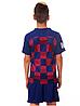 Форма футбольная детская BARSELONA домашняя 2020 co0961 ріст: 140-145, фото 2