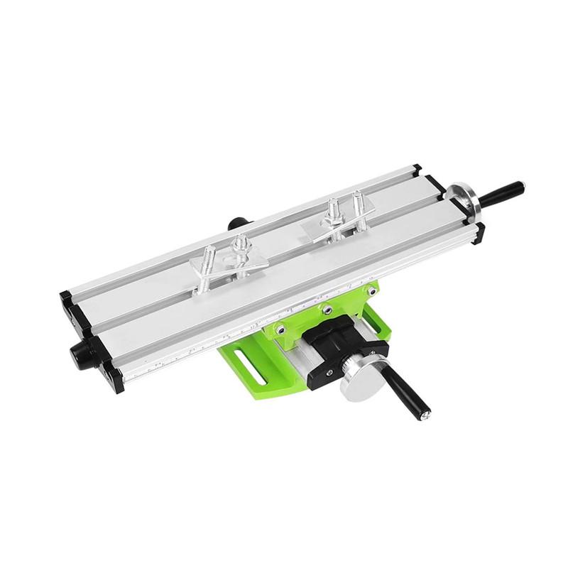 Координатный стол для сверлильного фрезерного станка 310x90мм BG6300 ALLSOME