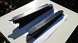 Заготовка для ножа сталь CPM 10V 240х26х4,3 мм термообработка (63 HRC) шлифовка, фото 4