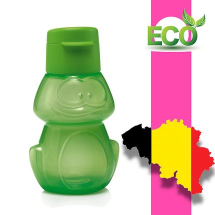 Дитяча Еко пляшка Жабеня (350 мл) Tupperware, фото 2