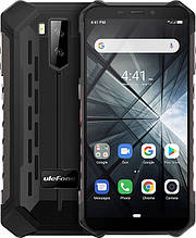 Смартфон Ulefone Armor X3 2/32Gb Black 5000 мАч IP69