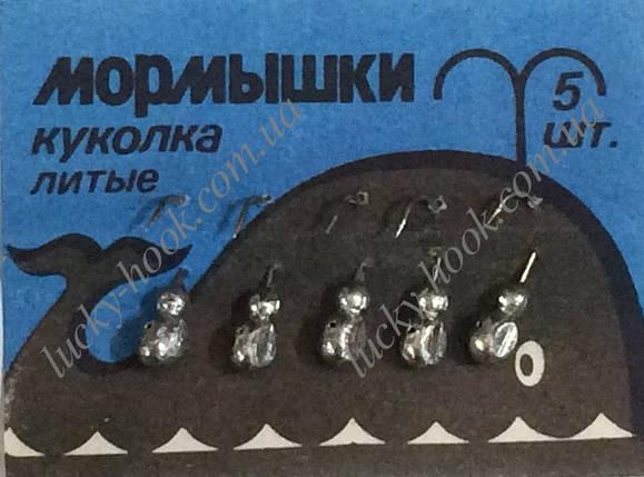 "Мормышка колюбакинская ""куколка"", фото 2"