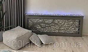 Экраны для батарей отопления Решетки декоративные на радиаторы R106К