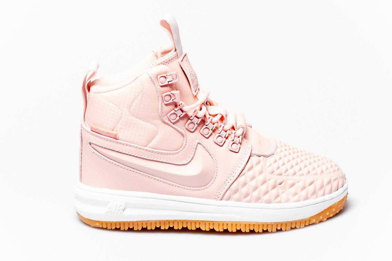 Кроссовки  Nike lunar pink