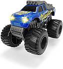 Машина Монстер Трак со звуковыми и световыми эффектами Dickie Toys 3752010, фото 6